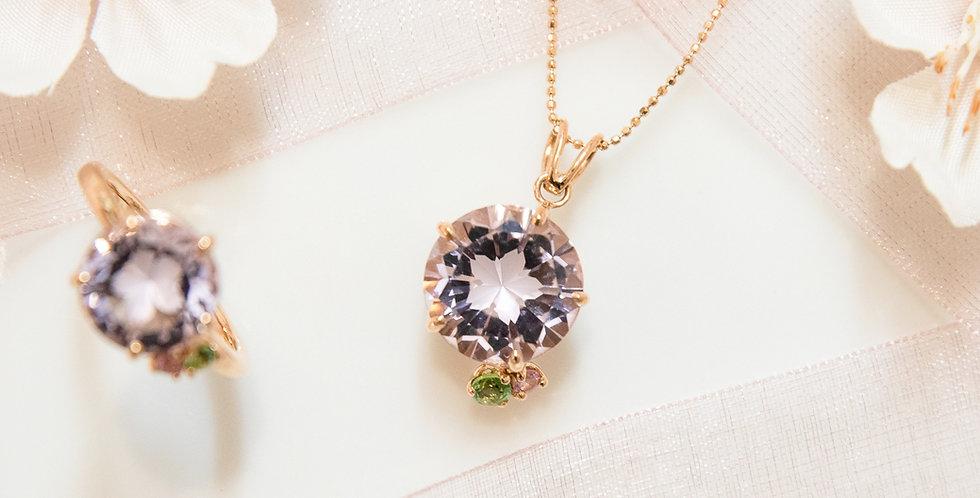 Himitsu Sakura -botanic- Necklace