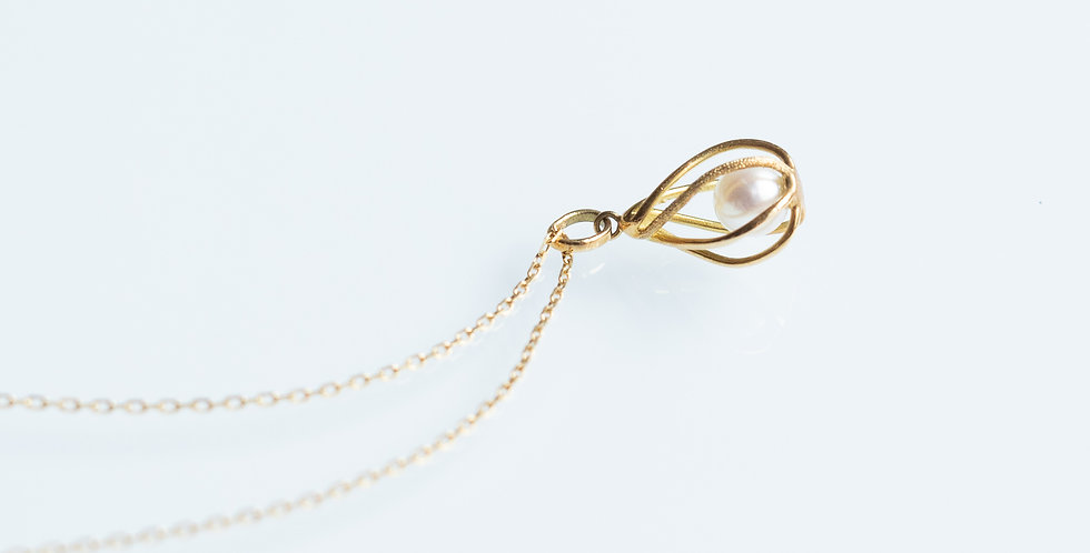 Poetic Pearl Necklace - Whisk