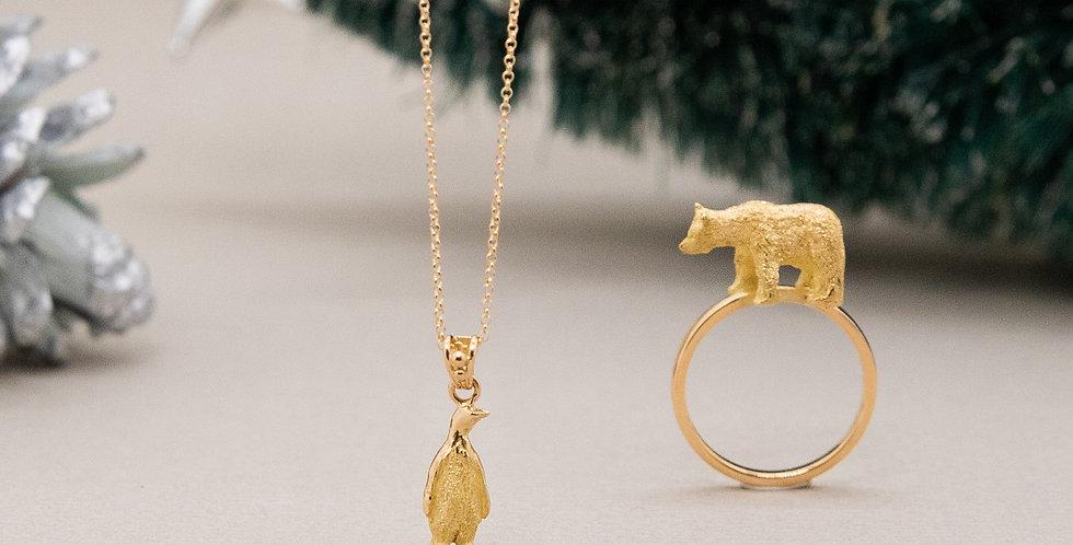 Fujimori Zoo Necklace