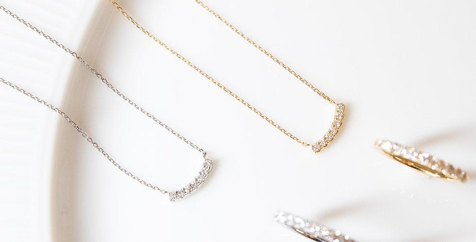 Line Necklace - Petit