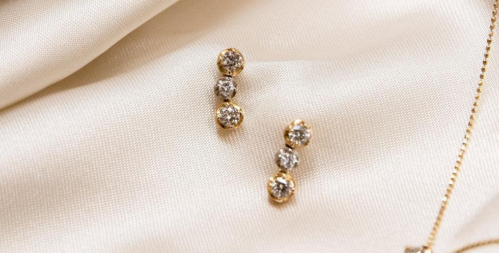 Swing Star Earrings