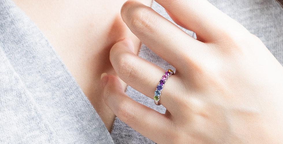 Amulet Band Ring