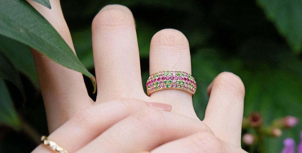 Yubinuki Ring