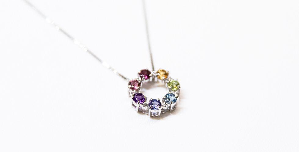 Amulet Necklace - Circle