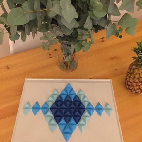 Cadre géométrique