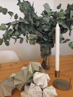 Diamand et eucalyptus