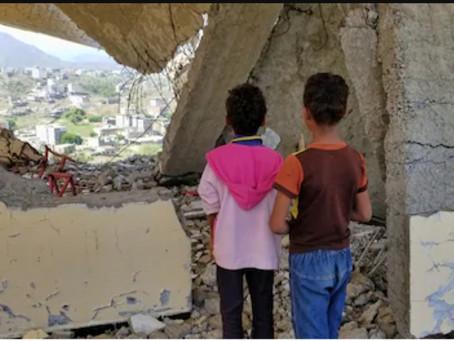 Hunger And Hopelessness In Yemen.