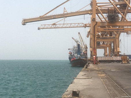 Houthis threaten to bomb Saudi ports after coalition blocks their ships