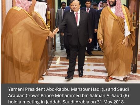 New Yemeni government sworn-in in Saudi Arabia