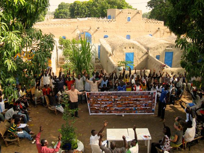 La Voûte Nubienne sur ID4D, intw de A. Horellou
