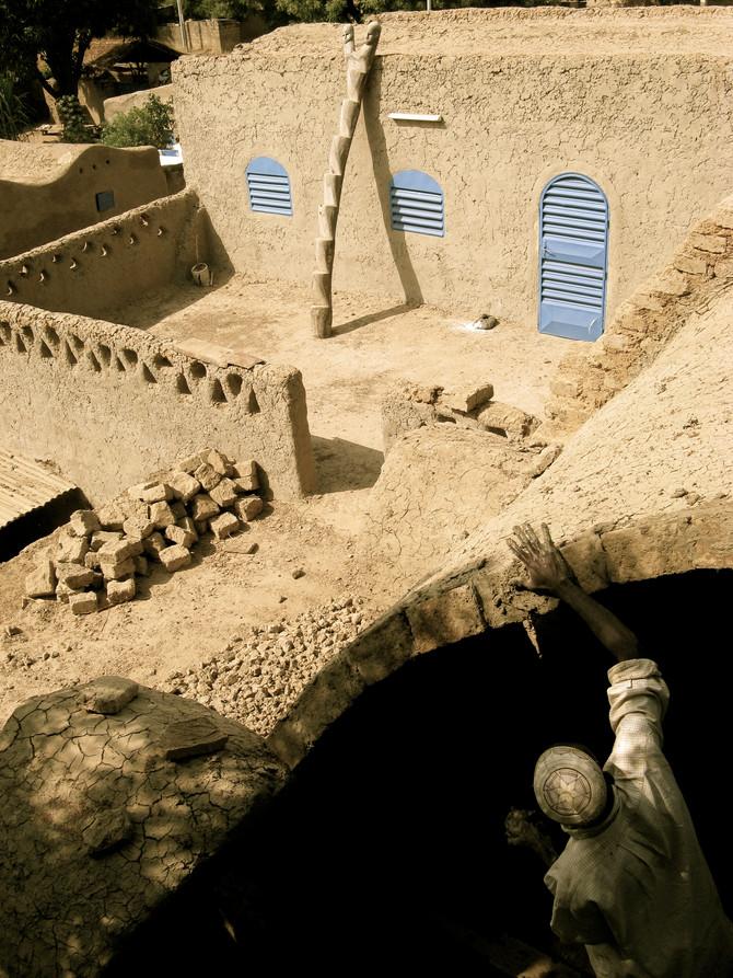La Voûte Nubienne, solution BoP pour l'habitat en Afrique