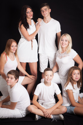 séance studio famille lille