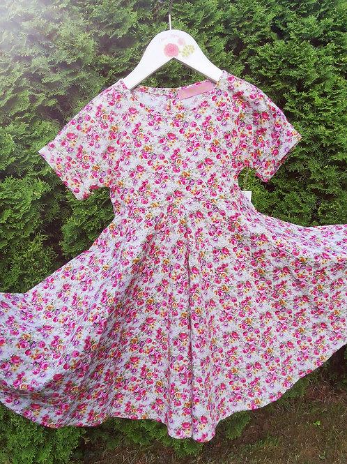 Robe Flores