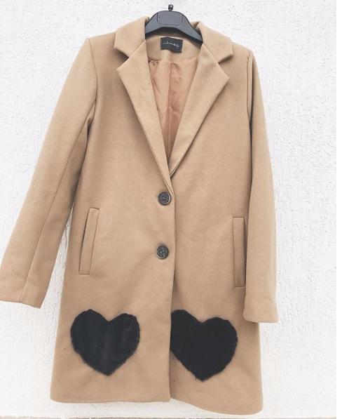 cappotto cuori