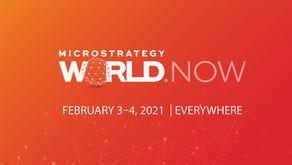 MicroStrategy World.Now 2021: My Picks