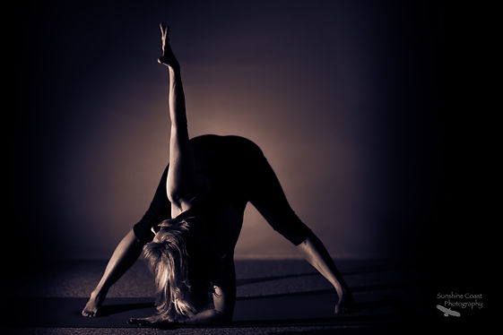 Private Yoga Studio Photography