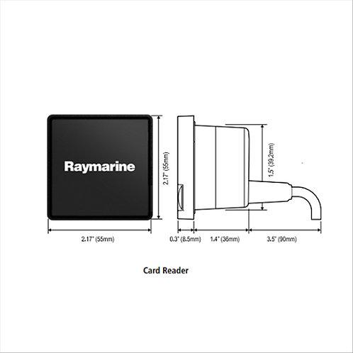 RAYMARINE RCR2 CARD READER