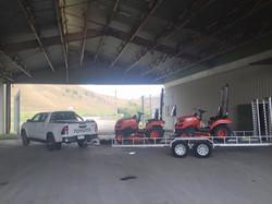 custom quad trailer