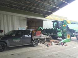 parker engineering tractor repairs