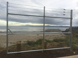 eastland port security gate