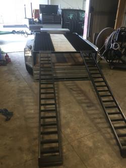 SSE custom trailer