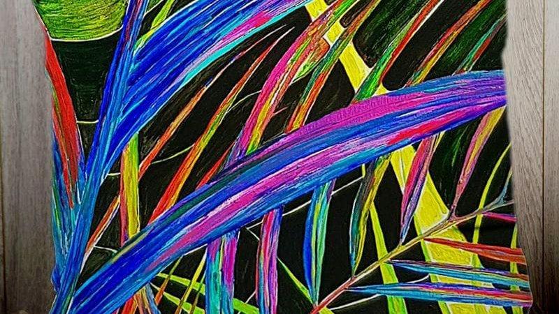 Palm Palance PILLOW SLIP