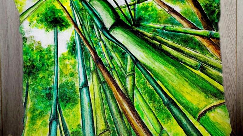 Big Bamboo PILLOW SLIP