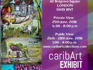 Register today!                                        The caribArt Exhibit June 25th-28th, 2018