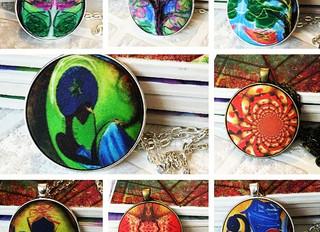 Art as Jewellery Design -Thalia-Mae Nero for Trinidad & Tobago