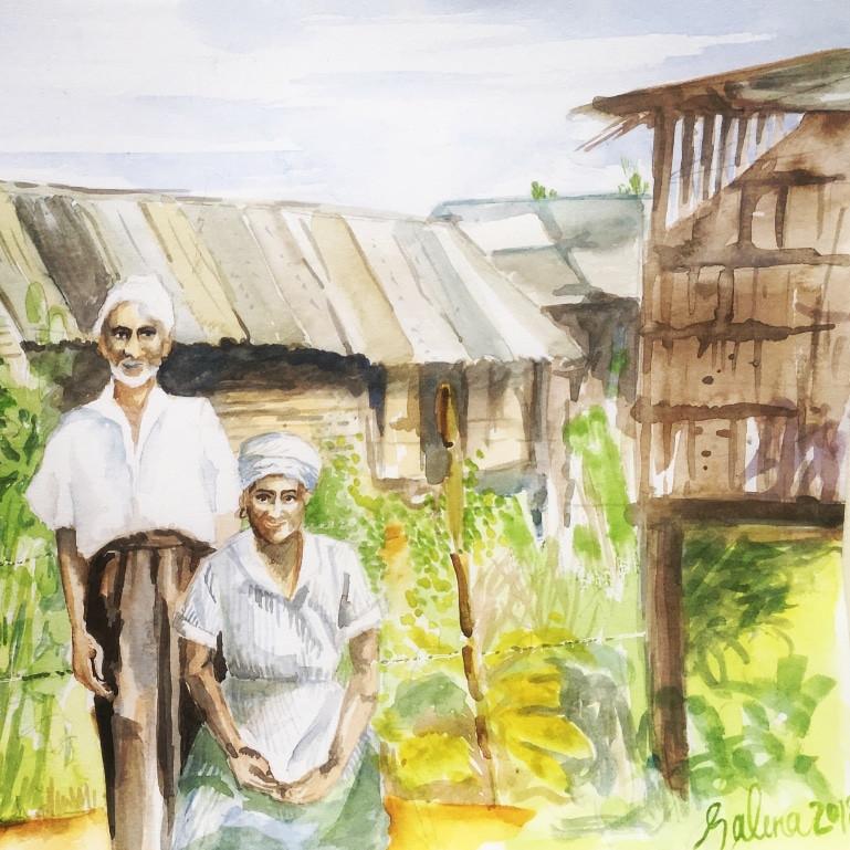 Artist: Salina Jane 2018, Guyana