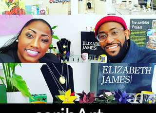 caribArt Interview with Layers Online Magazine