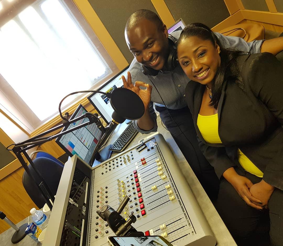 The Morning Show, Liberty Radio