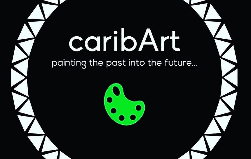 caribArt- Painting the Past into the fut