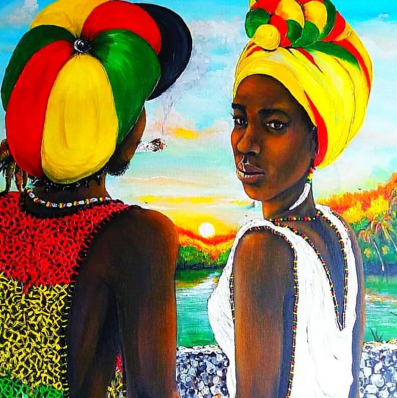 Artist Nasha Bradshaw
