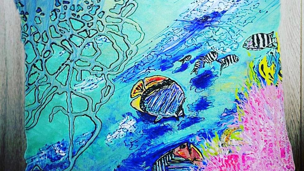 Buccoo Reef Cries PILLOW SLIP
