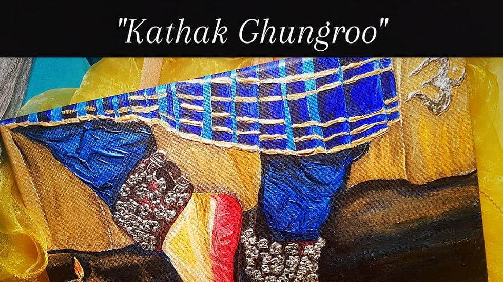Kathak Ghungroo