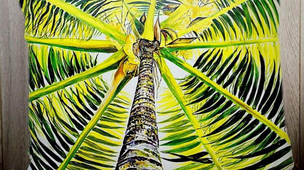 Under the Coconut Tree PILLOW SLIP