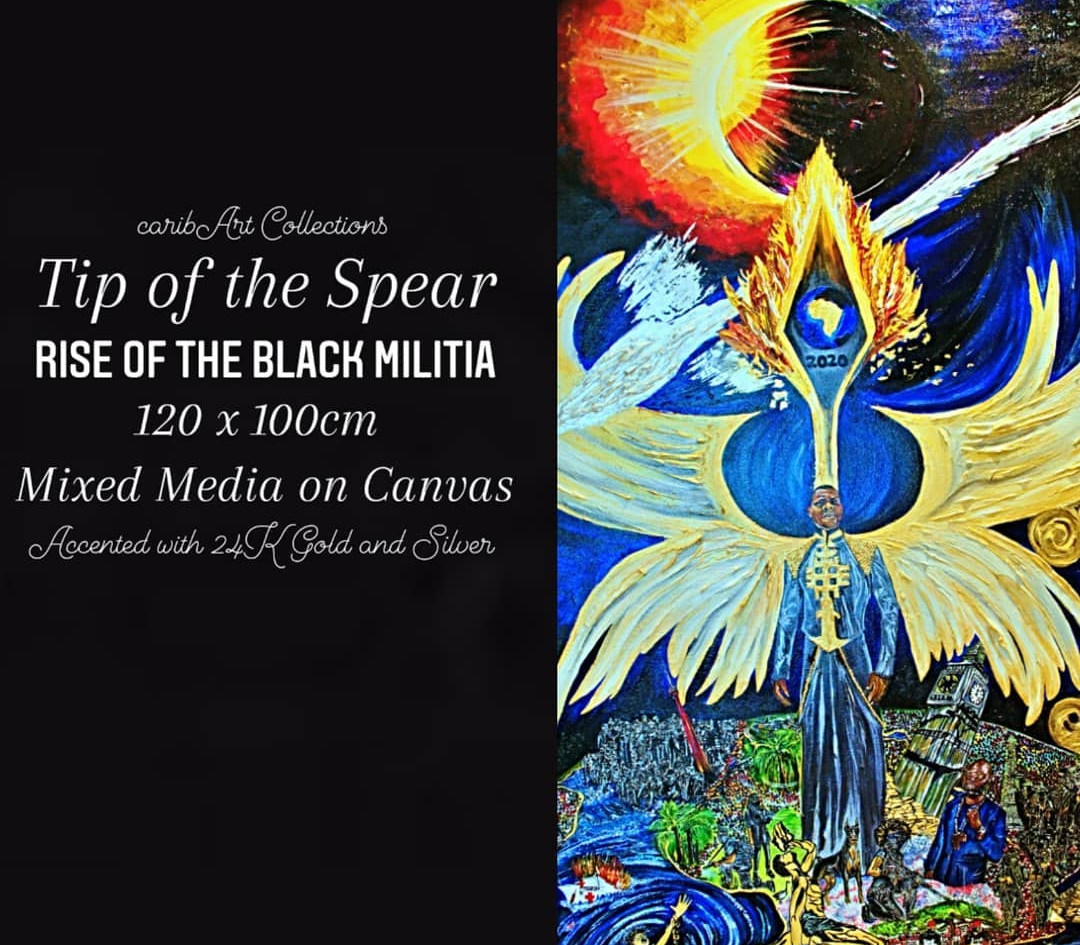 Tip of the Spear - Rise of the Black Mil