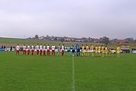Fußball Dorf/Pram gegen Andorf