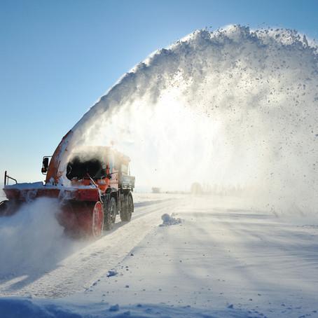 #Flockdown: Es schneit weiter