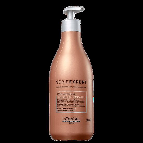 Shampoo L'Oréal Absolut Repair Pós Química 500ml