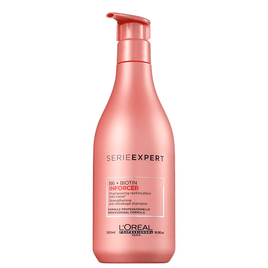 Shampoo L'Oréal Inforcer 500ml