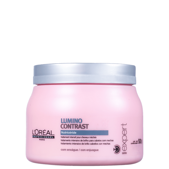 Máscara L'Oréal Lumino Contrast 500g