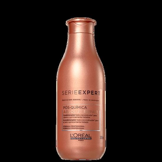 Condicionador L'Oréal Absolut Pós Química 200ml