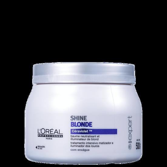 Máscara L'Oréal Shine Blond 500g