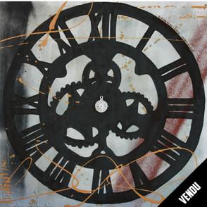Timeless steel VENDU/SOLD