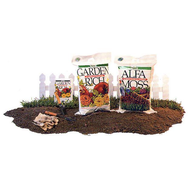 Garden Rich & Alfa Moss