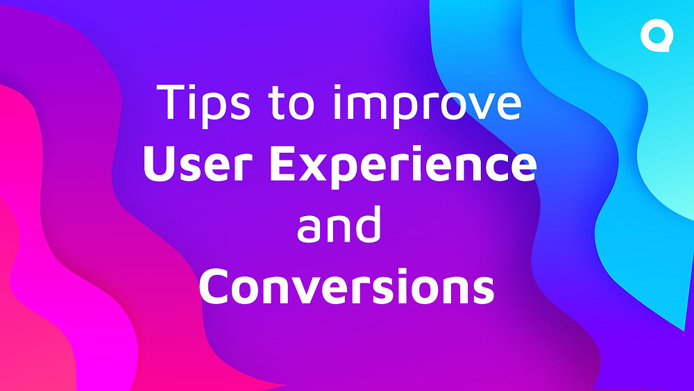 Tips to improve the Conversion rate