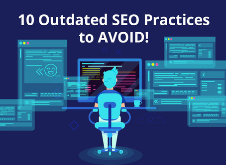 10 Outdated SEO Practices to Avoid