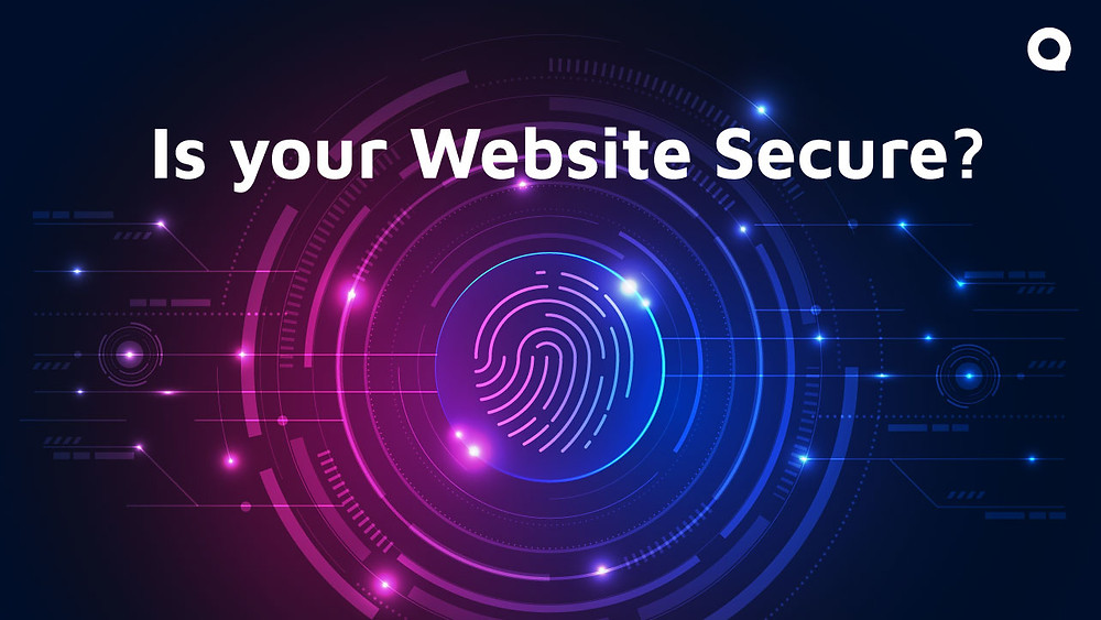 How to secure my website?